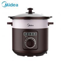 美的(Midea)电炖锅 家用5L大容量砂锅电炖盅煮粥煲汤锅 电炖锅 TGH50C