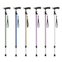 三貴伸縮式拐杖